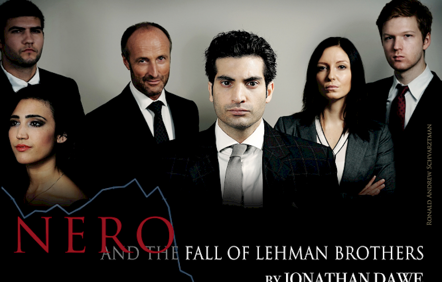Nero and The Fall of Lehman Brothers SHOWCASE image
